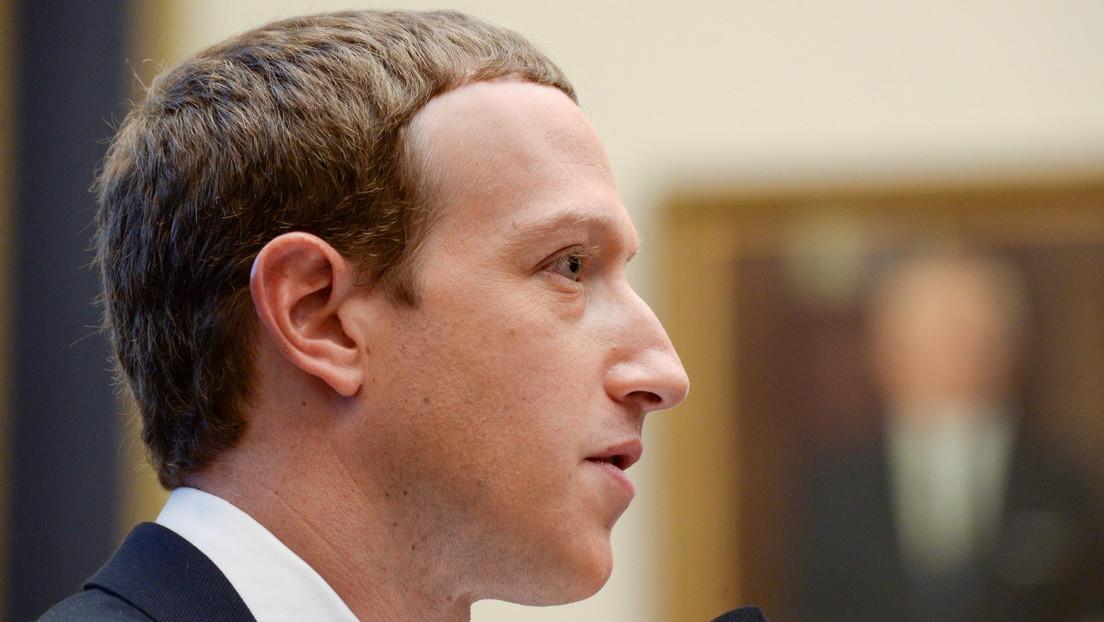 """""""No fue robada, sino comprada"""": Acusan a Mark Zuckerberg de """"inyectar dinero privado"""" para garantizar la victoria de Biden en 2020"""