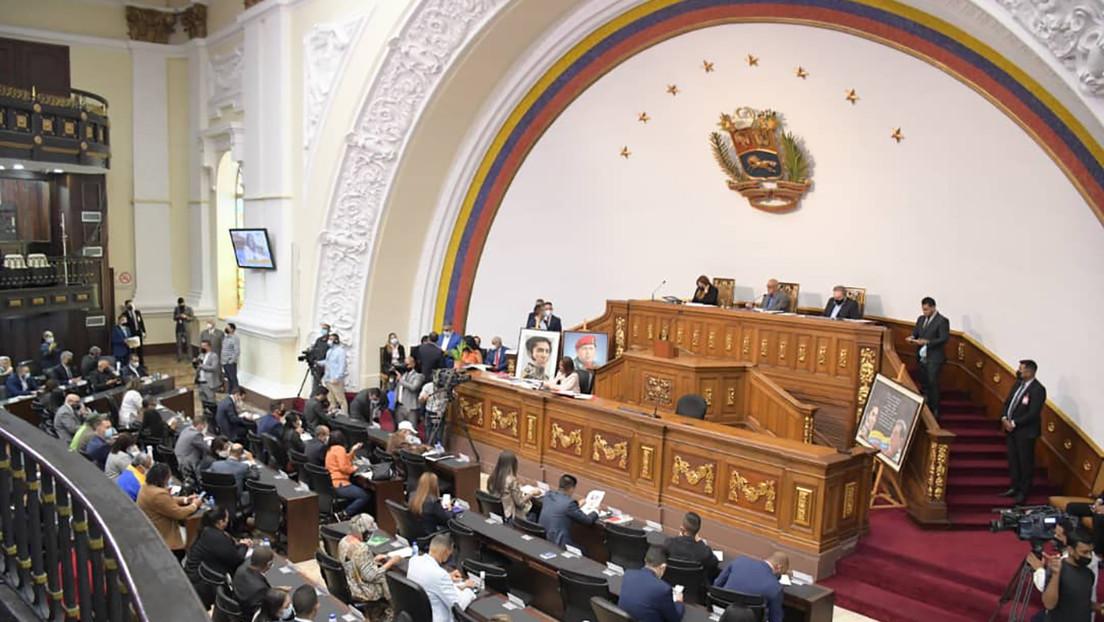 El Parlamento venezolano aprueba una ley que autoriza la cooperación con Rusia para la exploración y utilización del espacio ultraterrestre
