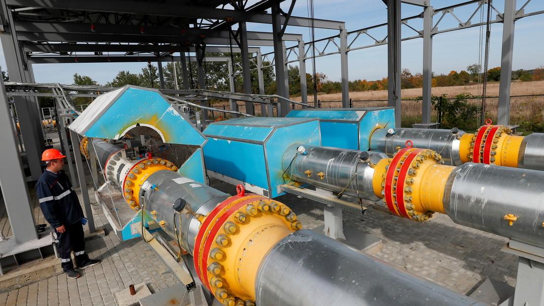 Comisión Europea: No hay pruebas de que Rusia esté manipulando el mercado del gas