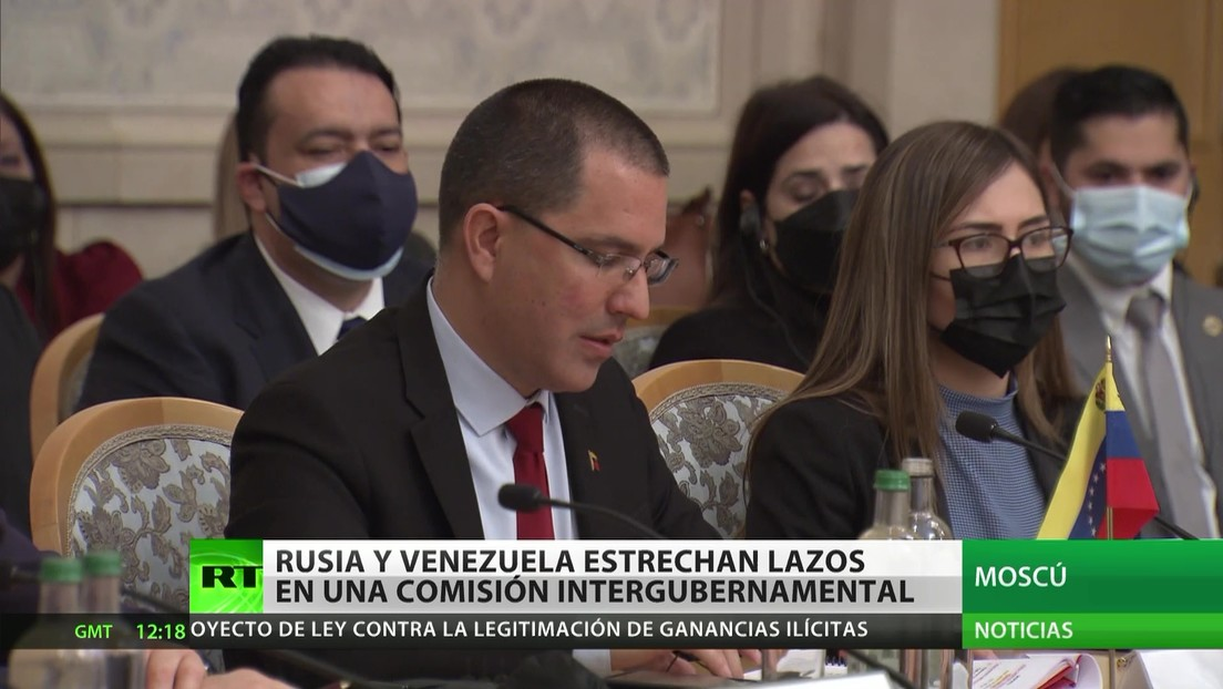 Rusia y Venezuela estrechan lazos comerciales y económicos