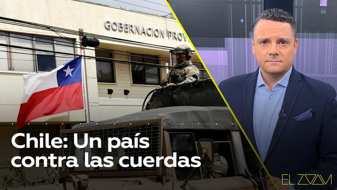 Chile: Un país contra las cuerdas