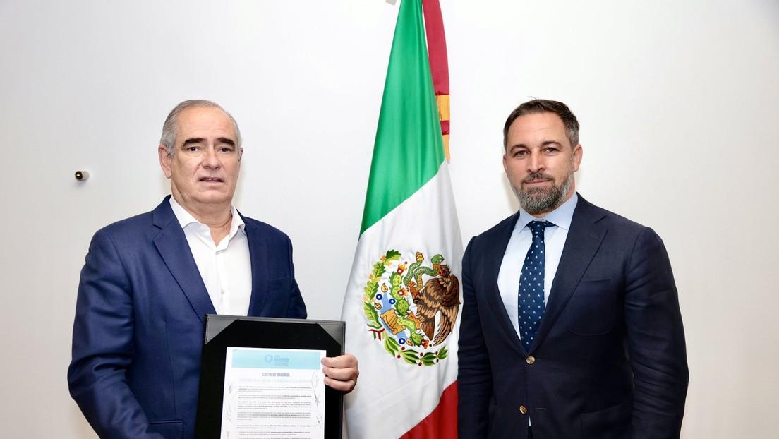 ¿Vox a la mexicana? La extrema derecha se ilusiona con construir una fuerza opositora a López Obrador