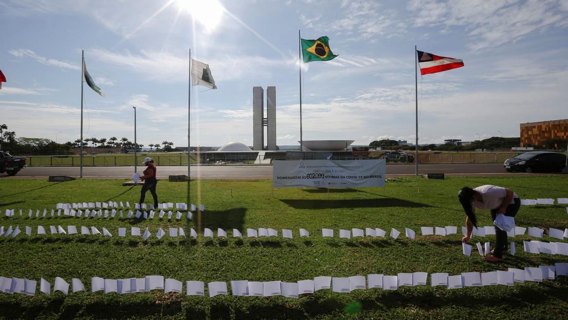 Polémica en Brasil por un estudio con un fármaco experimental contra el covid-19 que pudo causar 200 muertes