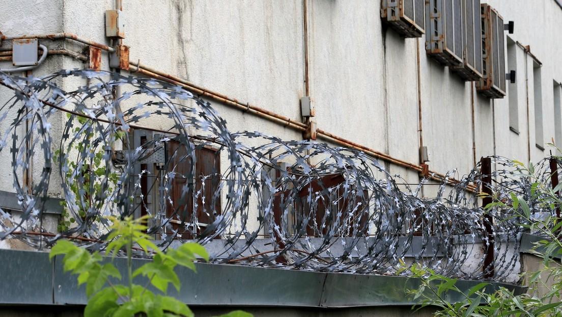 Disturbios masivos en una prisión del sur de Rusia dejan varias personas heridas
