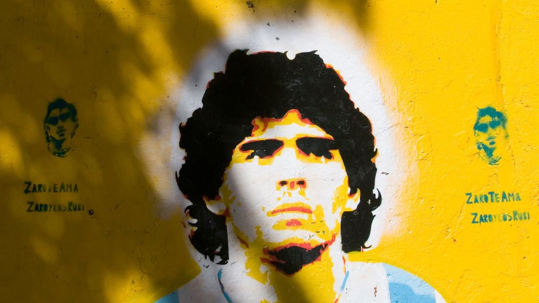"""""""Una alternativa al peso"""": Crean una criptomoneda dedicada a Maradona"""