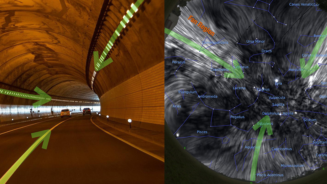 Astrónomos sugieren que el sistema solar está rodeado por un gigantesco túnel magnético