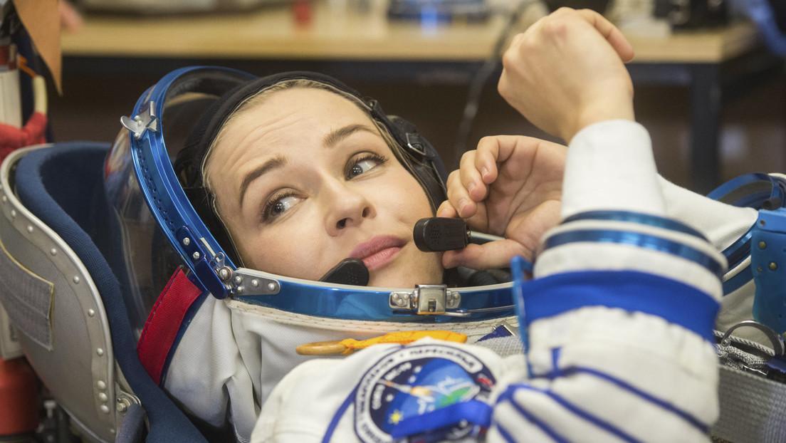 VIDEO: Así fue el histórico regreso del primer equipo de rodaje de una película en el espacio tras permanecer 12 días en la EEI