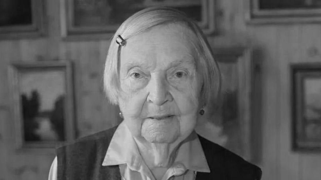 Muere a los 99 años la veterana rusa que recaudó decenas de miles de dólares para médicos durante la pandemia con sus videos de YouTube