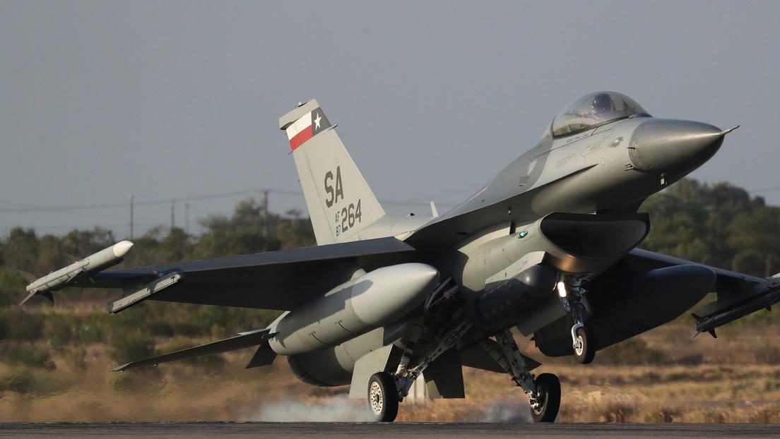 Erdogan: EE.UU. ofrece a Turquía venderle cazas F-16 a cambio de inversiones en el programa F-35