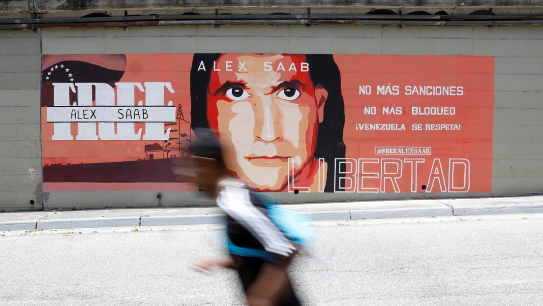 El diplomático venezolano extraditado Alex Saab comparecerá ante un juez de EE.UU. el próximo lunes