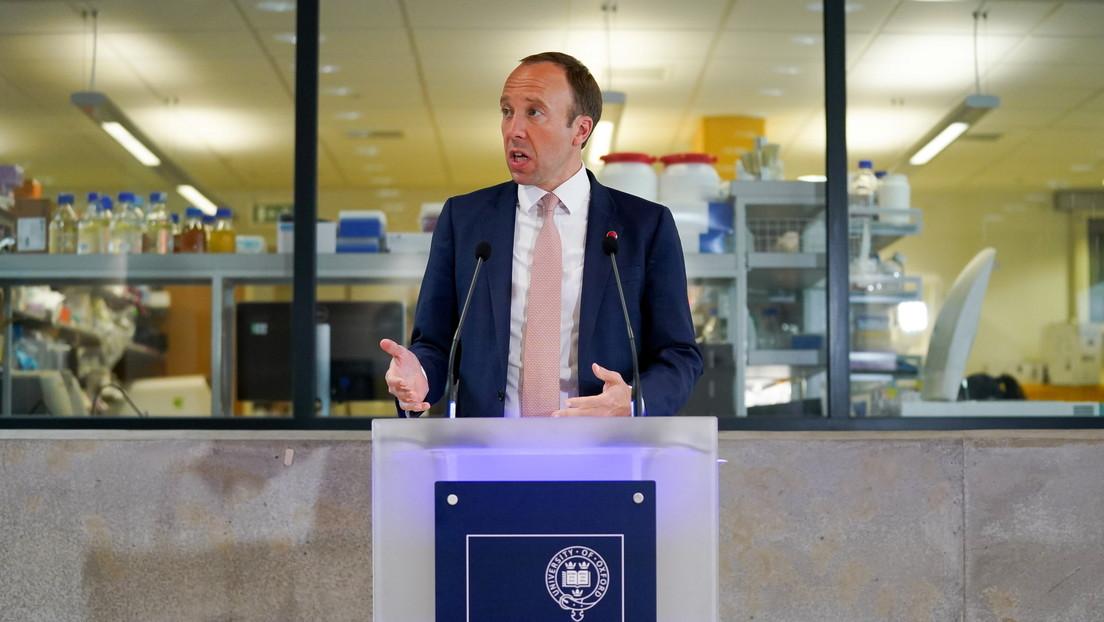 La ONU anula la elección del exsecretario británico de Salud como su representante especial, tres días después de anunciarla