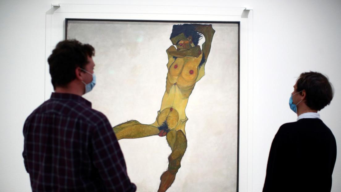 Viena crea un perfil en OnlyFans para mostrar los 'desnudos' de las obras de arte de la ciudad ante la censura en redes sociales