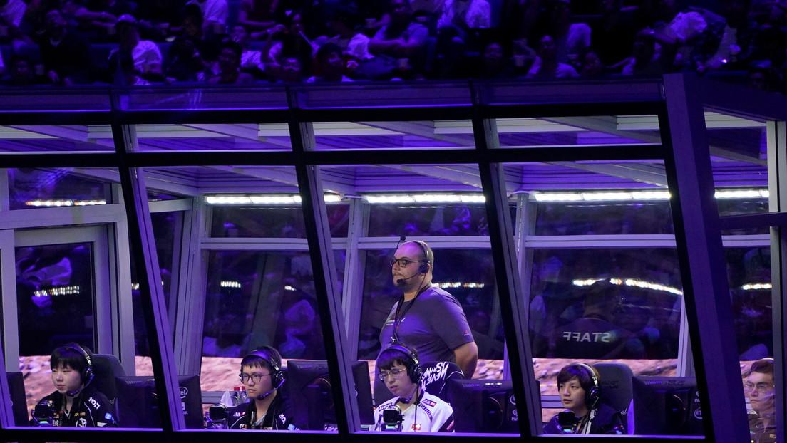 Un empresario gana casi 625.000 dólares con su apuesta por el equipo ruso en el mundial de Dota 2