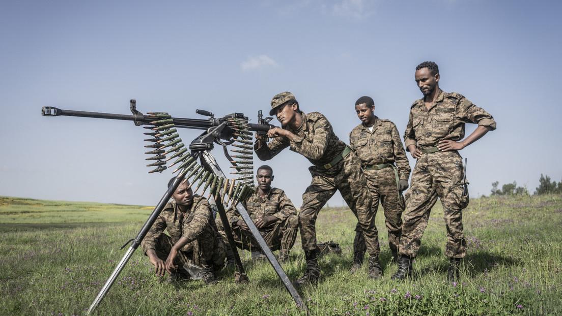 Reportan varios heridos civiles tras ataques aéreos contra la capital de la región etíope de Tigray
