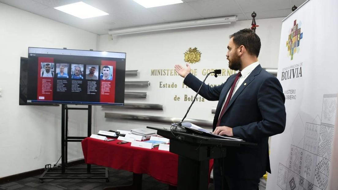 El Gobierno de Bolivia denuncia que varios implicados en el magnicidio de Jovenel Moïse estuvieron en La Paz para atentar contra Luis Arce