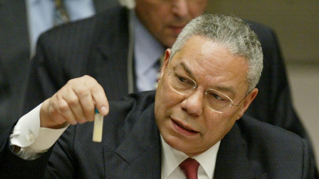 Muere Colin Powell, exsecretario de Estado de EE.UU., por complicaciones del covid-19