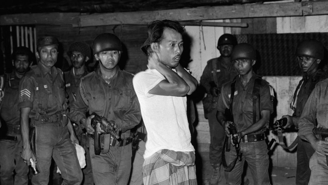 """""""Eliminar el cáncer comunista"""": Desclasifican cómo Londres incitó y ayudó a encubrir la masacre de hasta 3 millones de personas en Indonesia"""