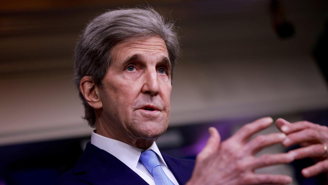 John Kerry reconoce que Sembrando Vida, ideado por López Obrador, ayuda contra el cambio climático (pero no alude el impacto del plan en la migración)