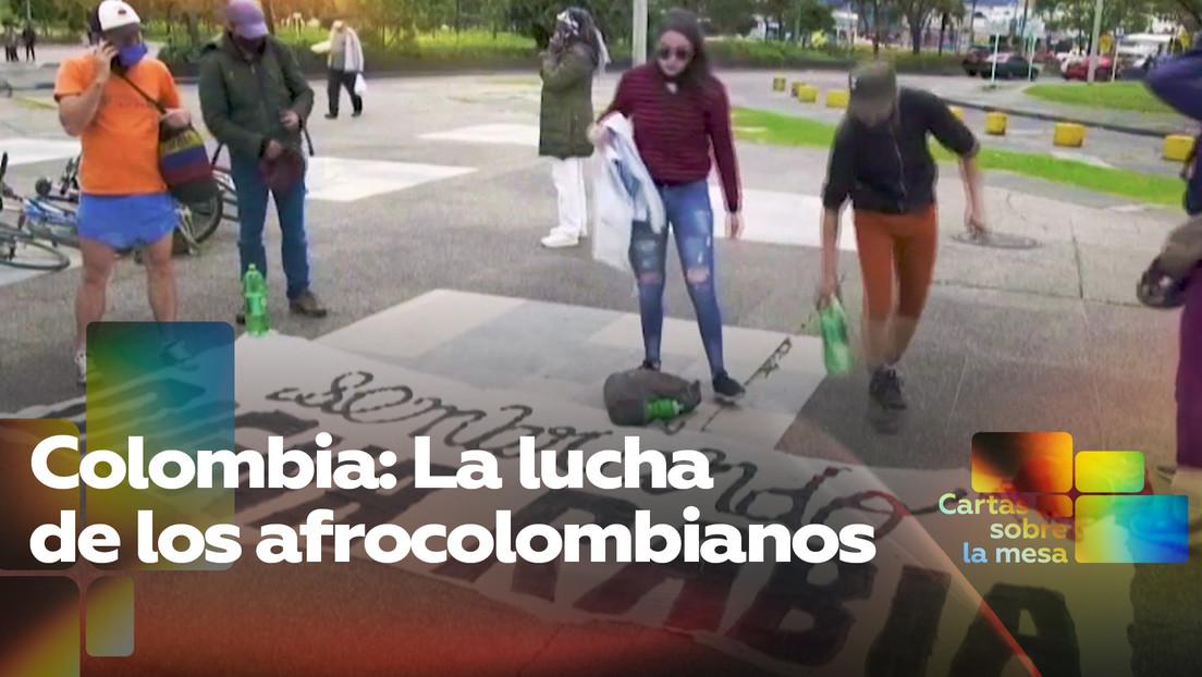 La lucha de los afrocolombianos por ser reconocidos en uno de los países con mas discriminación y desigualdad en América Latina