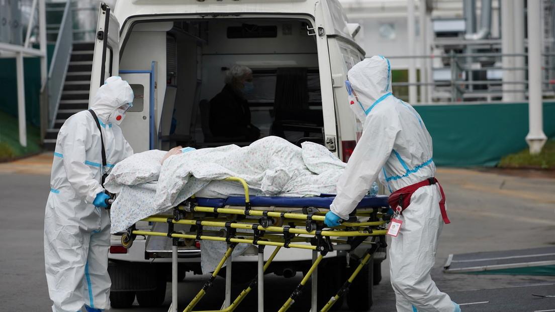 El Gobierno de Rusia propone a Putin declarar del 30 de octubre al 7 de noviembre días no laborales ante el ascenso de casos de coronavirus