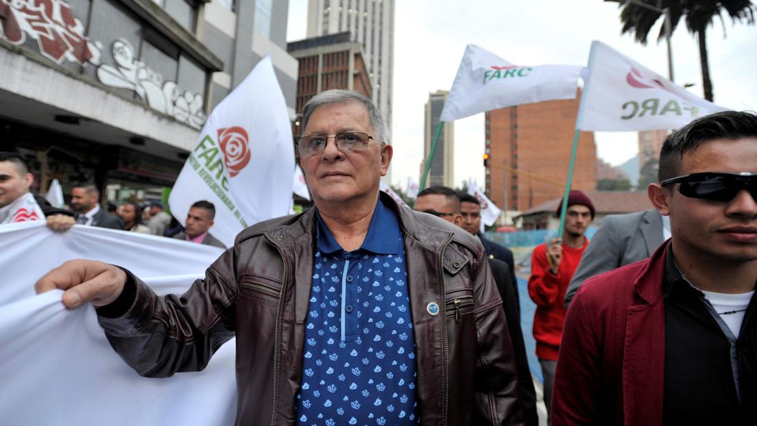 Detienen en México a Rodrigo Granda, líder desmovilizado de las FARC, por pedido del Gobierno paraguayo