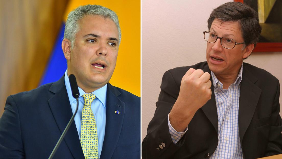 La visita de Blinken desata un nuevo choque entre Duque y el representante de Human Rights Watch por la situación humanitaria en Colombia