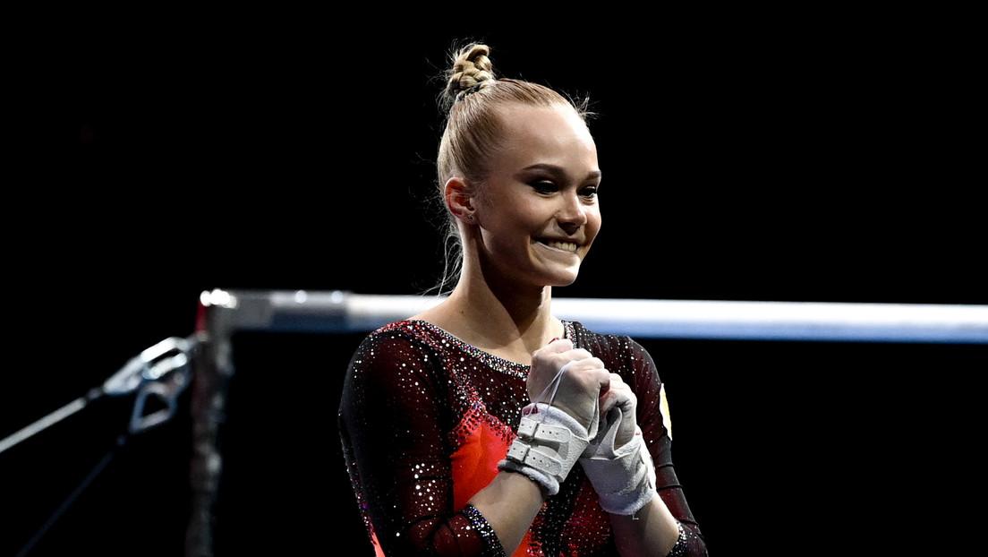 Angelina Mélnikova