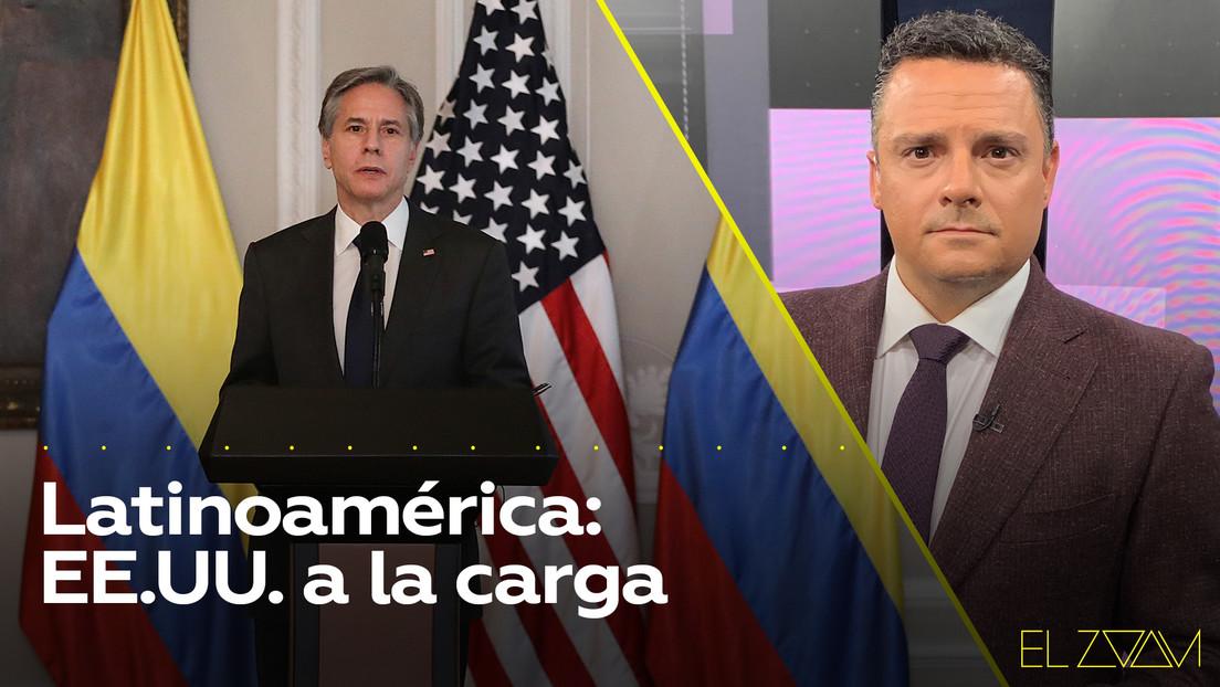 Latinoamérica: EE.UU. a la carga