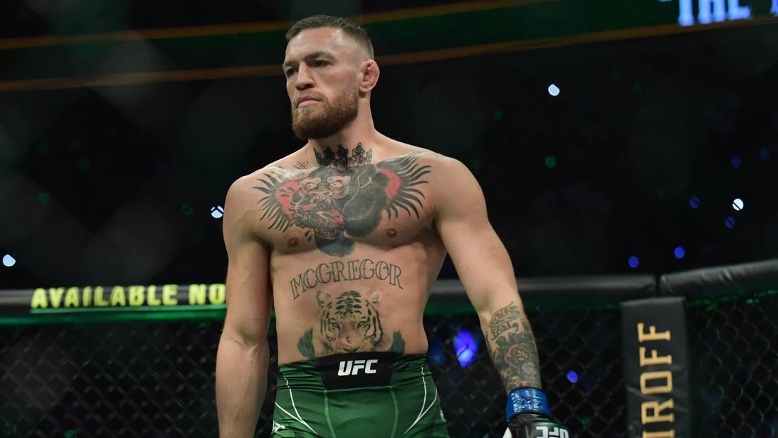 """Conor McGregor amenaza con """"acabar con la vida"""" de Tony Ferguson, que lo acusó de ser """"un tramposo"""" y tomar hormonas"""