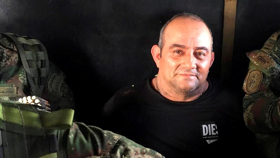 Imágenes de la operación Osiris: llueven balas de ametralladoras desde un helicóptero durante la captura de 'Otoniel', el capo más buscado de Colombia