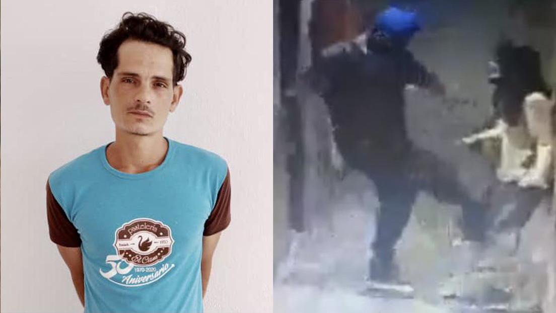 El caso de un hombre que mató de una patada al perro guía de una mujer ciega (y quedó registrado en video) conmociona a Venezuela