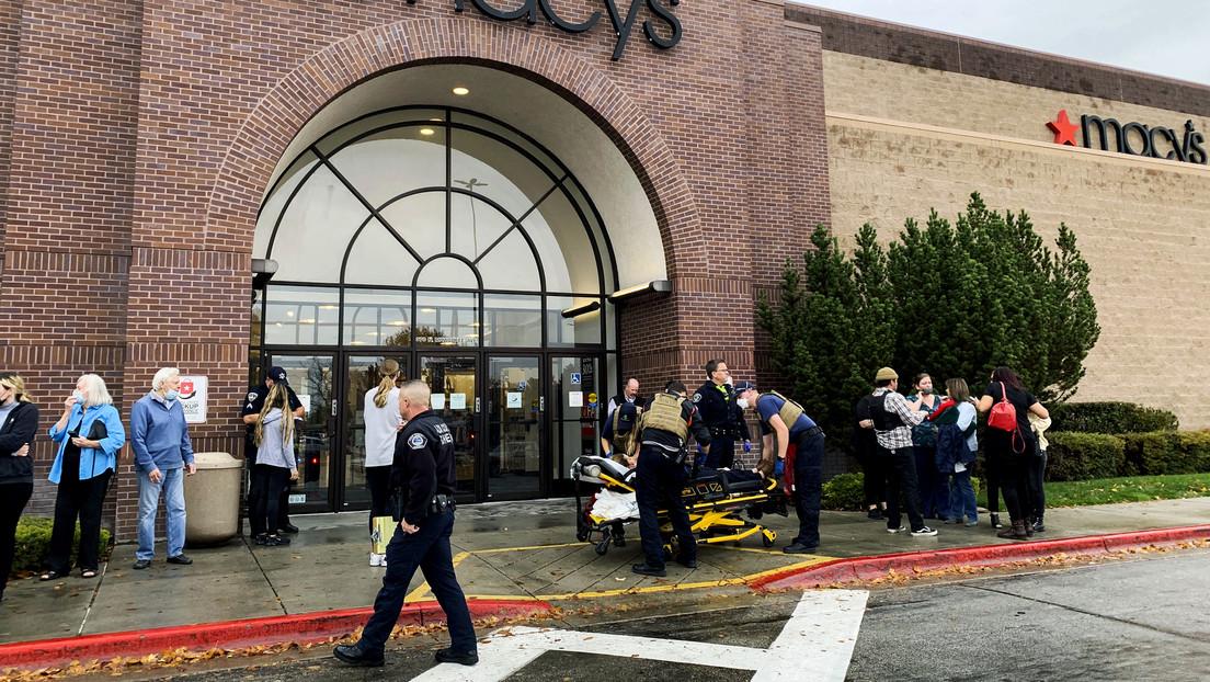EE.UU.: Un tiroteo en un centro comercial de Idaho deja al menos dos muertos y cuatro heridos