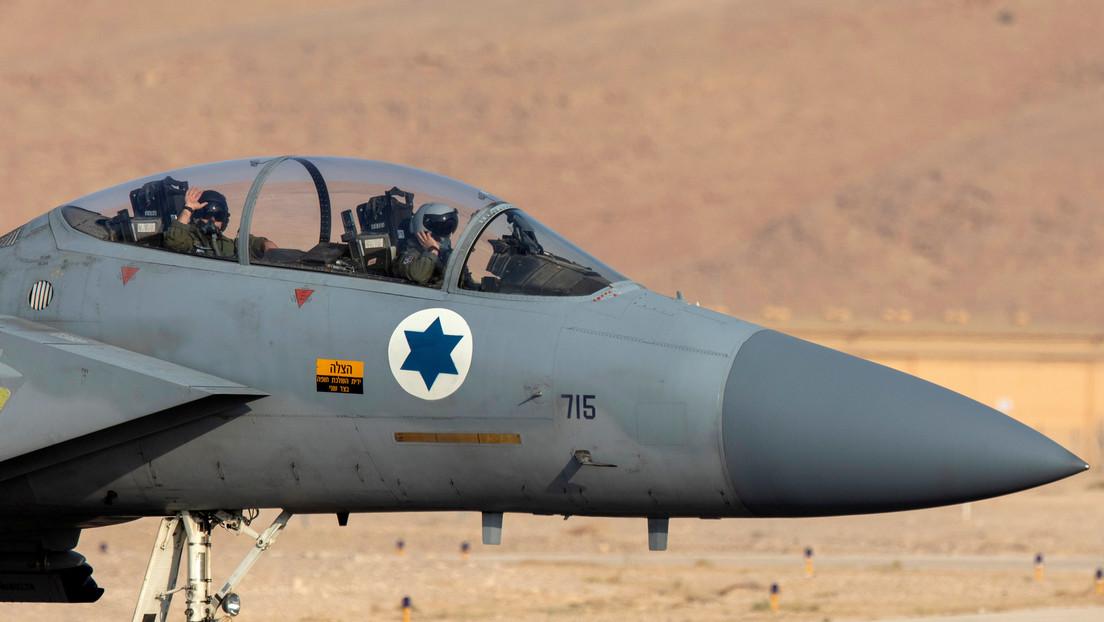 Israel reúne fuerzas aéreas de 8 naciones en el mayor ejercicio aéreo internacional de su historia (FOTOS)