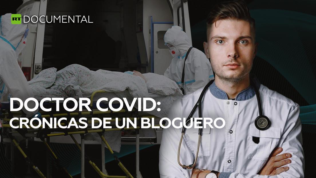 Doctor covid: crónicas de un bloguero