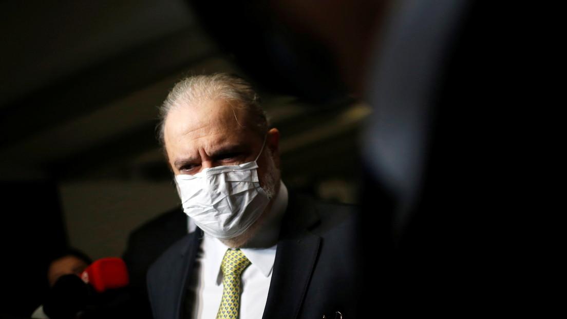 """El fiscal general de Brasil afirma que podrá """"avanzar"""" en las acusaciones contra Bolsonaro tras recibir el informe final del Senado"""