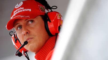 """""""No está muerto, pero no puede comunicarse"""": el vicepresidente de Ferrari habla sobre el estado de Michael Schumacher"""