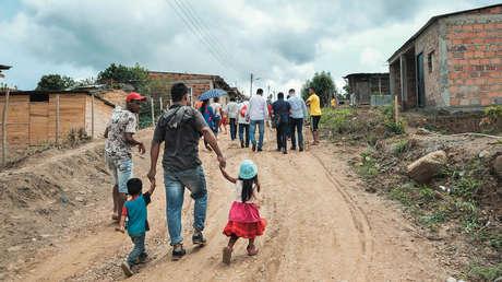 La CIDH advierte sobre el grave incremento del desplazamiento forzado en Colombia