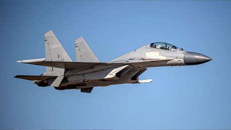 Un número récord de aviones de combate chinos sobrevuela la zona de identificación de defensa aérea de Taiwán