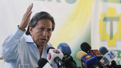 Dictan plazo de 15 días para que el expresidente peruano Alejandro Toledo responda a la petición de volver a prisión