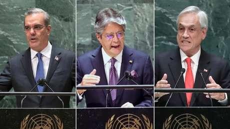 Tres jefes de Estado latinoamericanos en los Papeles de Pandora: cómo Lasso, Piñera y Abinader están vinculados con paraísos fiscales