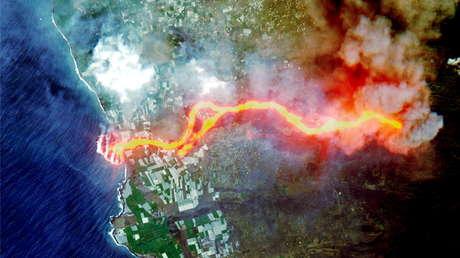 Los expertos no descartan la aparición de nuevas bocas eruptivas en el volcán de La Palma