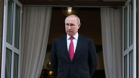 """La broma de Putin sobre el gas en 2010 que resultó ser premonitoria: """"No quieren gas, no desarrollan la energía nuclear, ¿van a calentarse con leña?"""""""