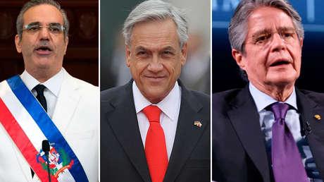 Denuncias, comparecencias y acusaciones: la factura que le pasan los Papeles de Pandora a tres presidentes de Latinoamérica