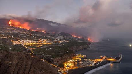 Un terremoto de magnitud 4,3 sacude La Palma: el mayor temblor desde el inicio de la erupción del volcán