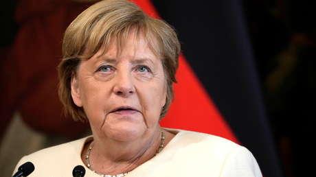 """""""No hay pedidos sobre los que Rusia dijo que no va a suministrar"""": Merkel sostiene que Moscú cumple sus compromisos sobre el tránsito del gas a Europa"""