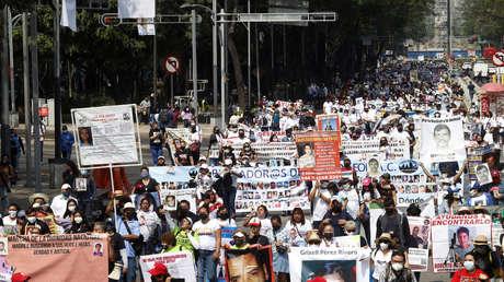 ¿Dónde están? ¿Qué les hicieron?: La grave crisis humanitaria en México que se acerca al récord de 100.000 desaparecidos