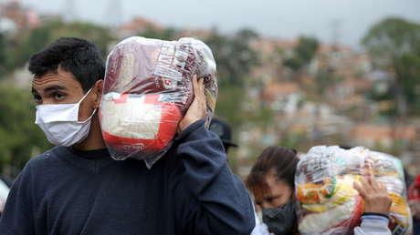 Bolsonaro advierte que Brasil enfrentará escasez de alimentos en el 2022