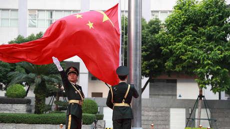 """El Ejército chino amenaza con """"aplastar a cualquier costo"""" las intenciones separatistas de Taiwán"""