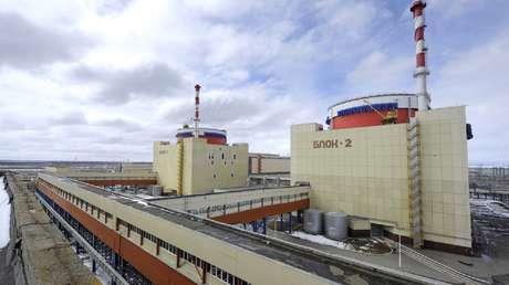 Reportan lectura de radiación normal tras la suspensión de la actividad en un reactor de una central nuclear en el sur de Rusia por fuga de vapor