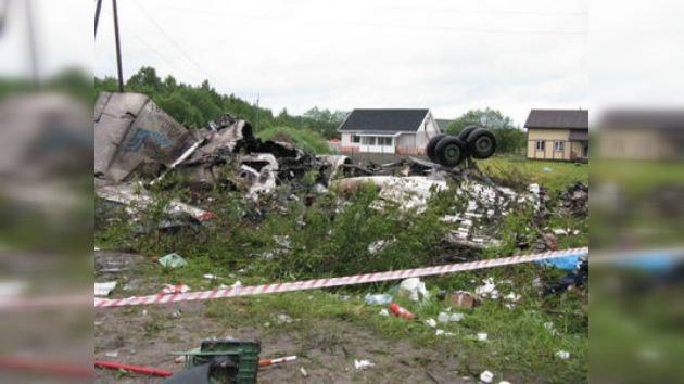 La investigación revela que no hubo fallos técnicos en el Tu-134